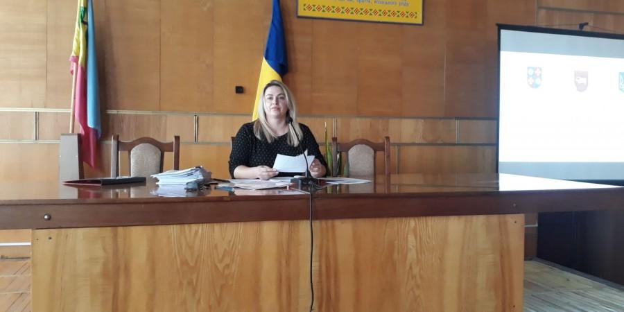 Відбулася чергова одинадцята сесія міської ради восьмого скликання