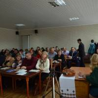 Відбулась перша установча сесія Гніванської ОТГ