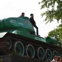 У Гнівані відзначили 73-тю річницю Перемоги над нацизмом у Другій світовій війні