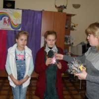 Волонтери завітали в «Джерело»