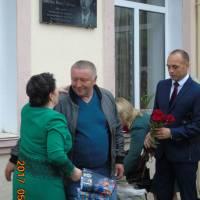 У Гніванській ЗОШ №3 відкрили  меморіальну дошку мужності гніванчанину  Василю Телячуку.