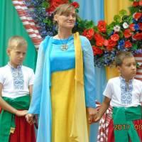 Святкування Дня Незалежності у м. Гнівань
