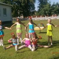 Відкриття дитячого майданчика в с.Грижинці