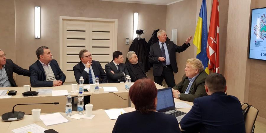 Хто увійде у склад Гніванської ОТГ згідно перспективного плану Вінницької області