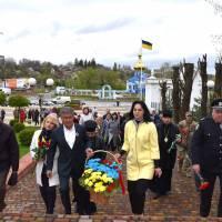 День пам'яті та примирення і Дня перемоги над нацизмом у Другій світовій війні (2021 р.)