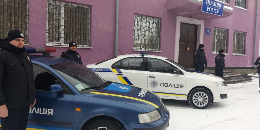 Турбівська станція поліції
