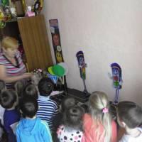 Тиждень безпеки дитини у ДНЗ
