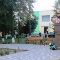 Пам'ятник Тарасу Григоровичу Шевченку