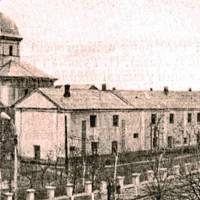 Комплекс будівель Миколаївського монастиря.