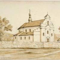 Костел Святого Флоріана.