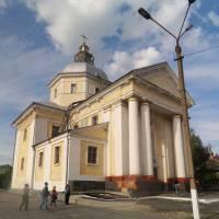 Миколаївський собор 1829р.