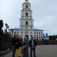 Поїздка до Свято-Вознесенського монастиря с. Банчени