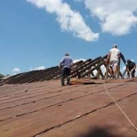 капітальний ремонт даху будинку культури