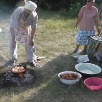 Приготування пончиків