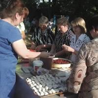 Приготування вареників