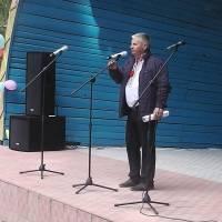 Привітання старости с. Торків Собко О.В.
