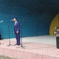 Привітання депутата обласної ради Хребтія Я.В.