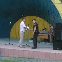 вручення дипломів дільничим інспекторам поліції