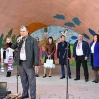 Святкування Дня  селища, Дня  захисника України  та Дня  козацтва