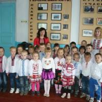 День вишиванки в Сутисках