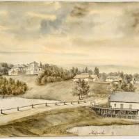 Моївка, Палац Маньковських. Наполеон Орда. Краківський національний музей.