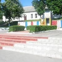 Памятник загиблим