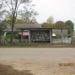 Автобусна зупинка с.Долиняни