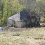будівля закинутого жіночого монастиря с.Кривохижинці