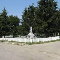 Центр с. Конищів