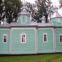 Церква с. Обухів