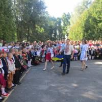 1 вересня у Ковалівському НВК