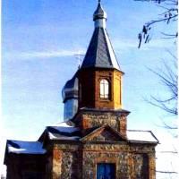 Римо-католицький костел в селі Самчинці