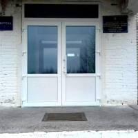 Заміна вхідних дверей в ЗОШ Нові Обиходи