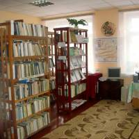 Бібліотека с. Семенки