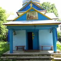 Храм Успіння Пресвятої Богородиці с. Райгород