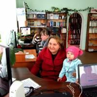 Відвідувачі бібліотеки