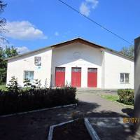 Будинок культури с. Райгород