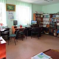 Бібліотека с. Райгород