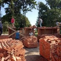Майбутній дитячий садок у с. Слобідка будуємо разом та швидко - коротко про поточний стан будівництва
