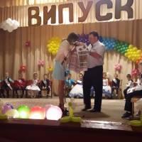 Випускне свято у ДНЗ с.Джулинка