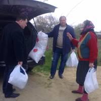 Керівники громади завітали до родини Радченків