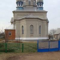 Свято-Покровського храму Української Православної Церкви Московського Патріархату