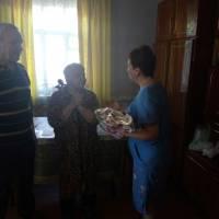 90-літній ювілей відзначала  жителька Стрижавки