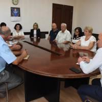 Обговорили процес реконструкції Cтрижавської школи-ліцею