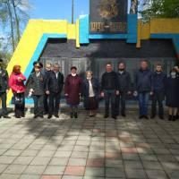 Привітання зі святом Перемоги селищного голови Короленко Таїсії Анатоліївни.
