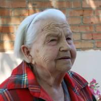 90-річний ювілей відсвяткувала жителька смт Стрижавка