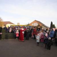 Гарний  настрій і солодощі подарували дітям до Дня Святого Миколая