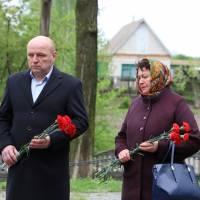 Вшанували пам'ять військовополонених