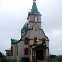 Храм Серафима Саровського Якушинці