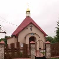 Храм Св.Дмитрія с.Майдан
